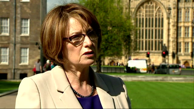 Select Committee critical of Gatwick Airport over Christmas 2013 travel chaos Westminster EXT Louise Ellman MP interview SOT
