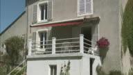 MS Awning rolling above balcony, Latour, Belgium