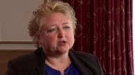 biological father critical of social services INT Jane Parfrement interview SOT
