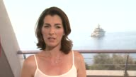 INTERVIEW Ayelet Zurer on it being a good time to be in television at the 54th MonteCarlo Television Festival Day 5 on June 11 2014 in MonteCarlo...
