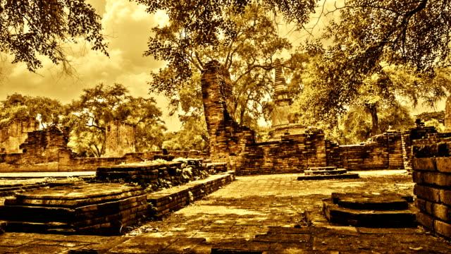 Historisch Park Ayutthaya
