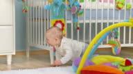 HD DOLLY: Baby Crawling And Exploring