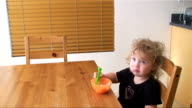 Baby Girl's Breakfast - HD 1080i