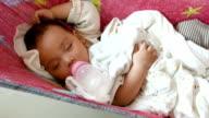 Bambino di dormire