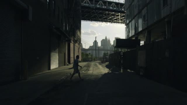 Back Alley Skyline