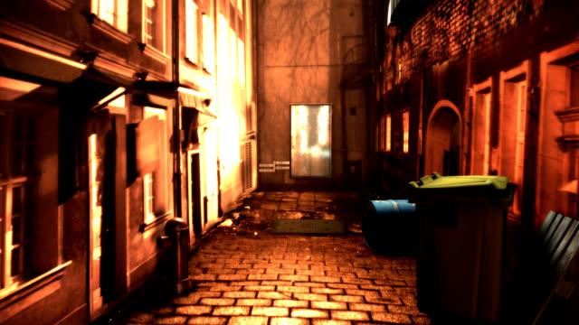 Dietro alley