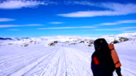 Back country skiing - personal view