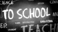 Back to school - Background (Loopable)