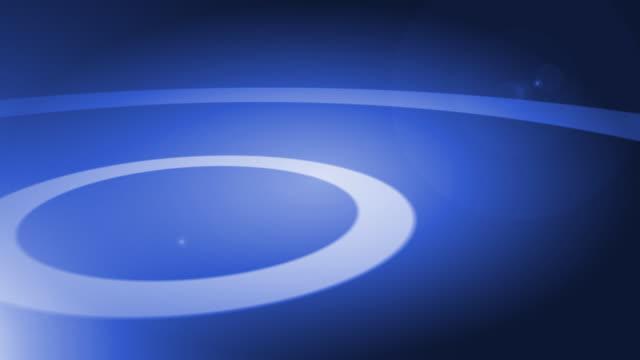 Background 01 Broadcast Lines Blue