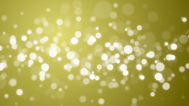 Background Particles - Gold (HD 1080)