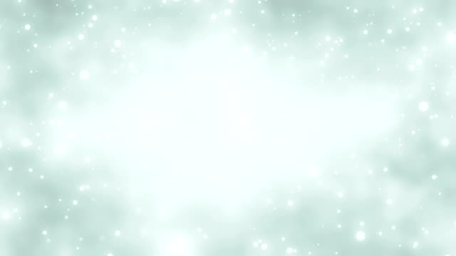 Background with falling snow loop