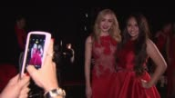 Backstage Broll at The American Heart Association's Go Red For Women Red Dress Collection 2017 Presented By Macy's at Hammerstein Ballroom on...