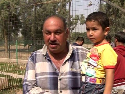 Baghdad's AlZawraa zoo is enjoying a baby boom particularly among its big cats Baghdad Iraq