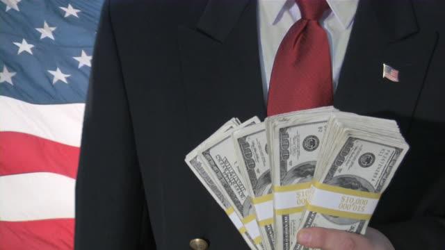 Piano di salvataggio. Denaro dal governo degli Stati Uniti. Business, recessione, depressione, Stimolo piano.