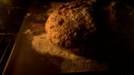 Bruin soda brood bakken