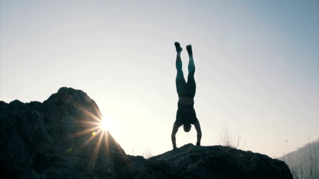 Balancing exercises