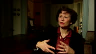 Alice in Wonderland production Judith Mackrell interview SOT