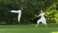HD DOLLY: Ballet In The Park