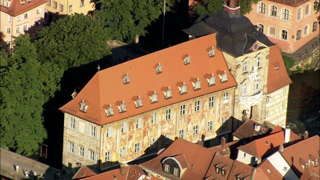 Bamberg  - Aerial View - Bavaria,  Upper Franconia,  Kreisfreie Stadt Bamberg,  Germany