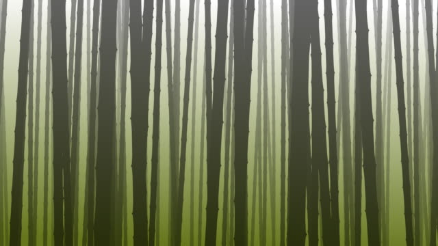 Bamboos in the Fog Loopable