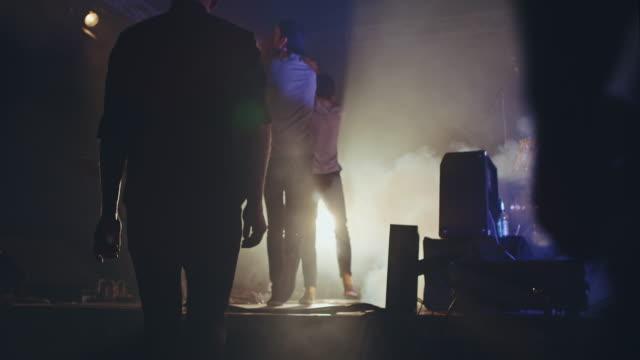 Bühne Band