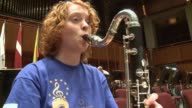 A band of 116 musical prodigies from the European Union Youth Orchestra are on tour in the United States with some of classical music's great a...