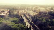 Giri di tempo di bangalore city