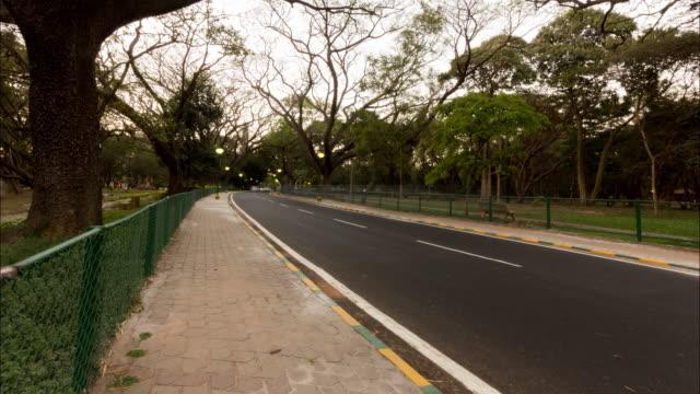 Bangalore Night Traffic Time lapse 4K Video