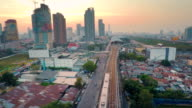 Bangkok City Life , Aerial view