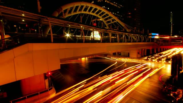 Bangkok City time lapse