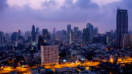 Bangkok dawn - Zoom Shot