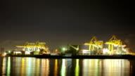 Bangkok Harbour, Cargo Terminal