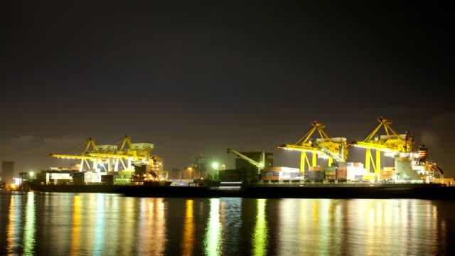 Bangkok Harbour, Cargo-Terminal
