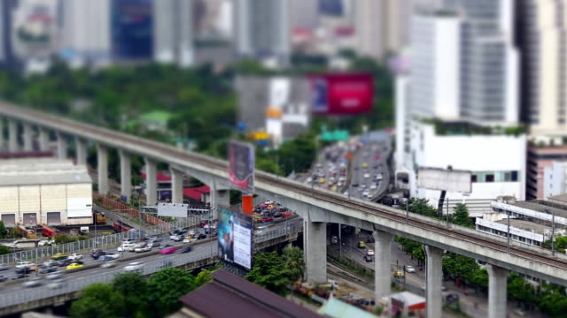 Bangkok miniature