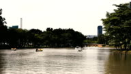 Bangkok Park Thailand