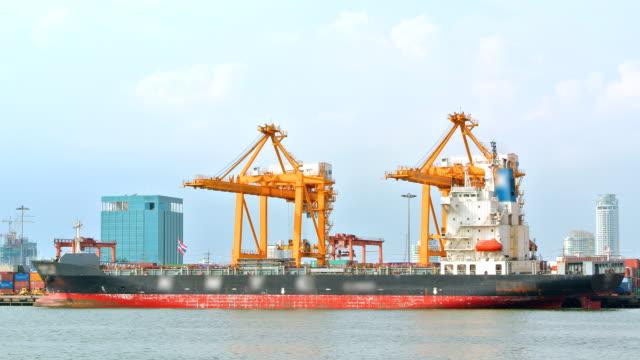 Bangkok Shipyard Zeitraffer