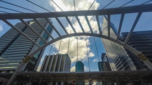 Bangkok sky walk
