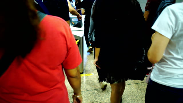 Bangkok, BTS Bangkok, BTS Skytrain trein, Thailand