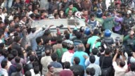 Bangladesh authorities Tuesday threatened to bring murder charges against besieged opposition leader Khaleda Zia and arrested her deputy over...