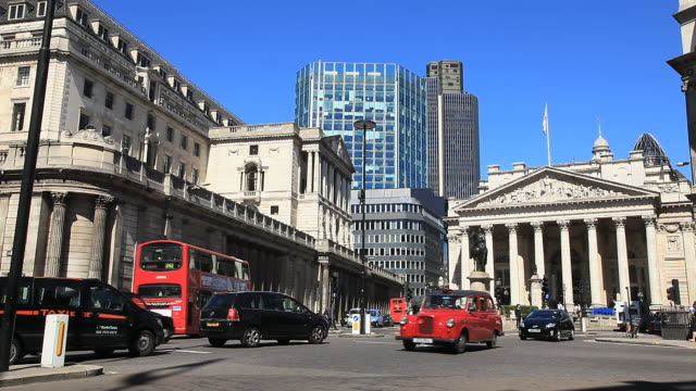 Bank of England City London