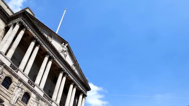 Bank of England, Zeitraffer.