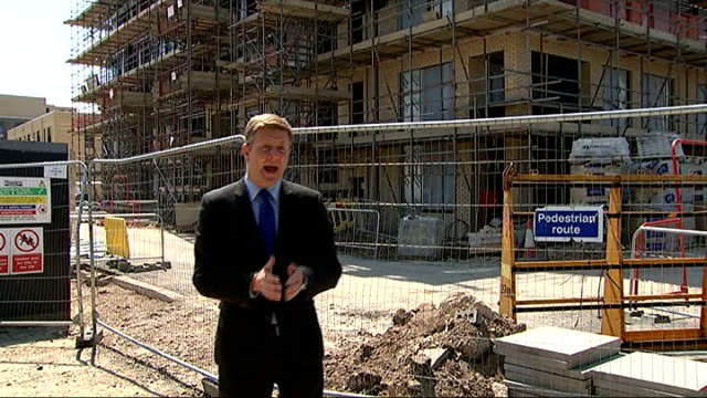 Bank of England warn house market boom is 'biggest risk' to economic recovery INT Nick Clegg MP interview SOT If Mark Carney in view of his concerns...
