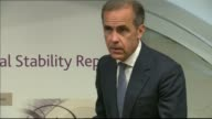 Bank of England warning over household debt June 2017 INT Governor of the Bank of England Mark Carney along to sit at press briefing Mark Carney...
