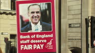 Bank of England workers are holding their first strike in 50 years as they push for higher wages Lastditch talks yesterday failed to reach an...