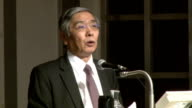 TOKYO JAPAN FEB Bank of Japan Governor Haruhiko Kuroda on Wednesday called the central bank's recently implemented negative interest rate a 'powerful...