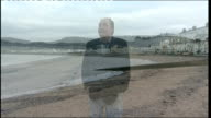 Banking Commission says banks need 'electrified' ringfence WALES Conwy EXT General view of Conwy beach Small boats at seafront Houses and small boats...