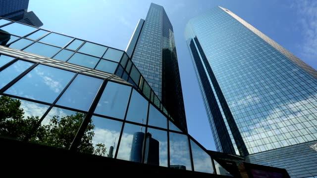 Banks in Frankfurt, Panning