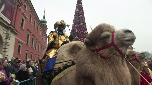 Banned by the communists for decades the Christian feast of Epiphany is back on the calendar as an official holiday in predominantly Catholic Poland...