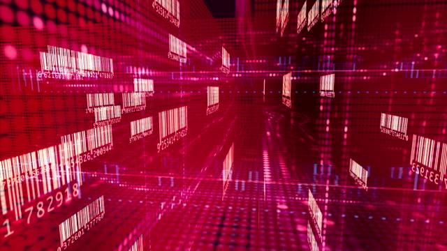 Bar Code Backgrounds Technology