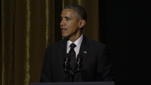 SPEECH Barack Obama at 20th Anniversary Ambassadors For Humanity Gala By The USC Shoah Foundation in Los Angeles CA